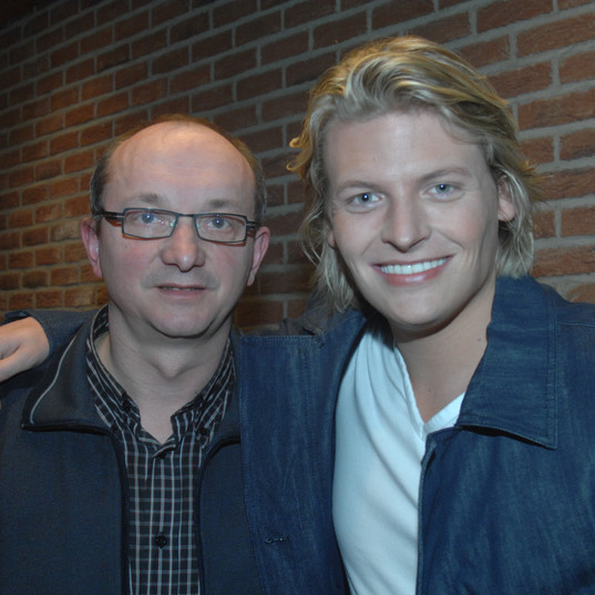 Thomas Berge uit Nederland