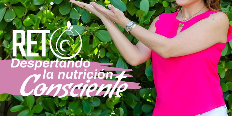 Reto Despertando la nutrición consciente