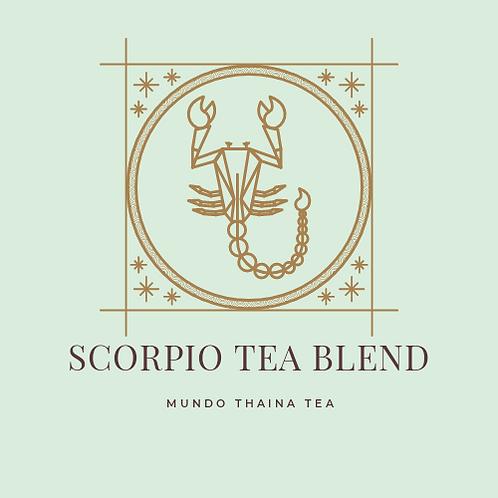 Scorpio Tea Blend