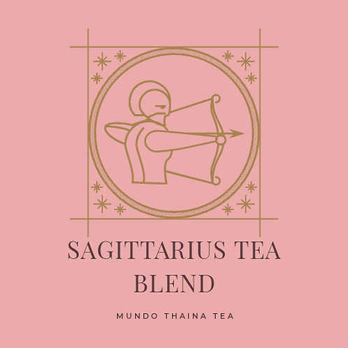 Sagittarius Tea Blend
