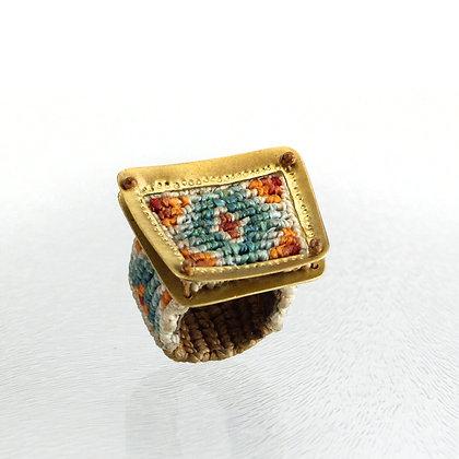 Macramee-Ring