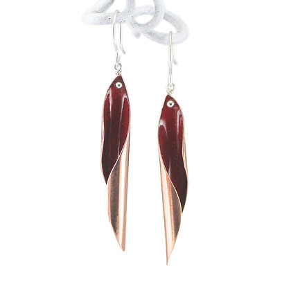 Kupferohrhänger, victorian red