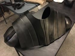 Darth Vader Chest Armor