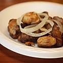 Fried Pork Chunks Only