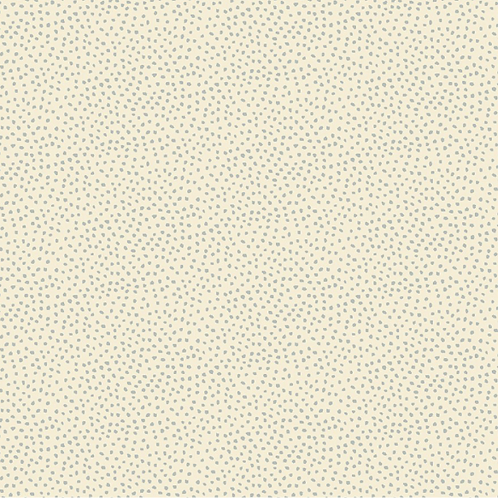 Anni Downs All For Christmas Cream Dots Fabric