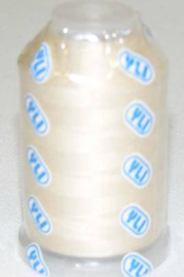 YLI Soft Touch Cotton Thread 1000yds Grey