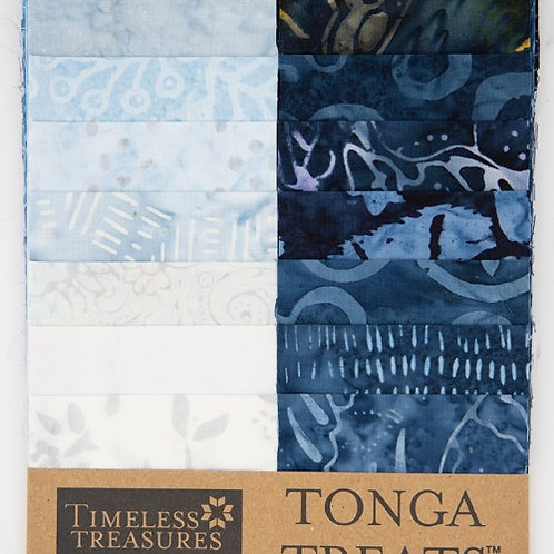 Tonga Treats Batiks Bluemoon