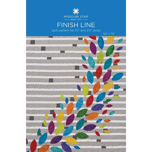 Missouri Star Quilt Company Finish Line Pattern