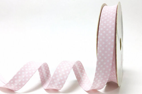 Bias Binding 18mm - 31 Rosa - 25 Metre Roll