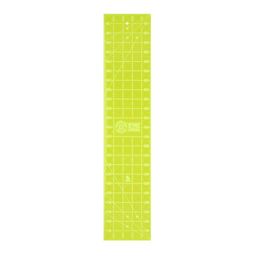 "Missouri Star Quilt Company 5"" x 24"" Ruler Template"