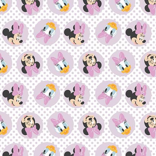 Disney Minnie Mouse True Friends Fabric