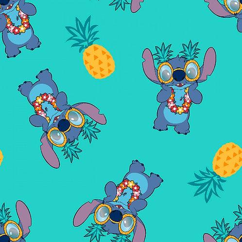 Lilo and Stitch Pineapple Fabric