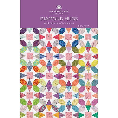 Missouri Star Diamond Hugs Pattern
