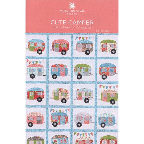 Missouri Star Cute Camper Quilt Pattern