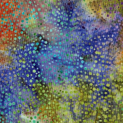 Island Batik Mini Dot Snowcone  - Smooch