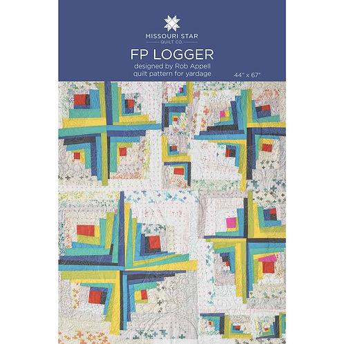 Missouri Star Quilt Company FP Logger Pattern