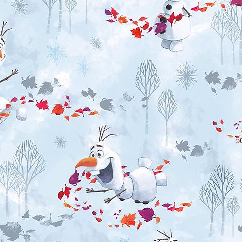 Disney Frozen Olaf Fabric