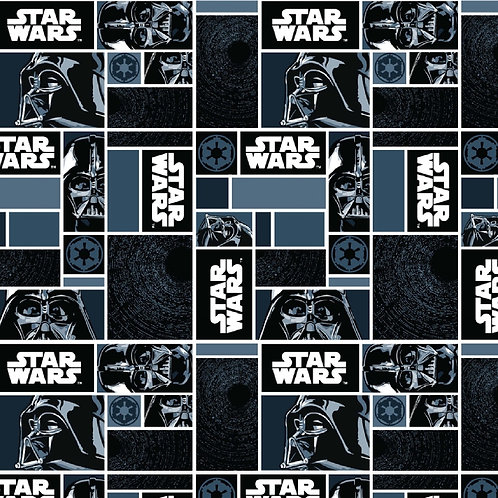 Star Wars Darth Vader Fabric