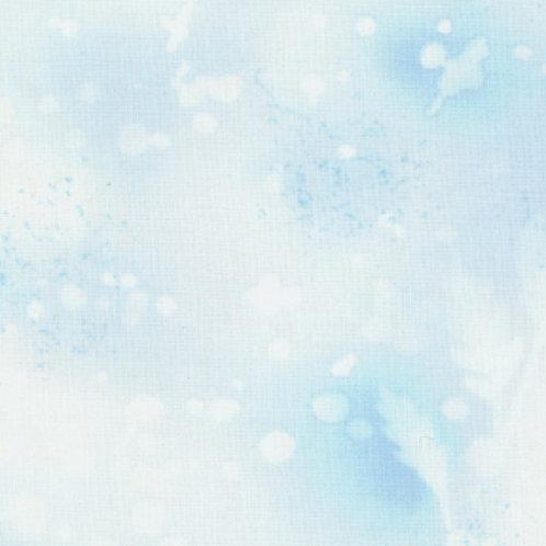 Benartex Fossil Fern - Powder Blue - 528B-2H
