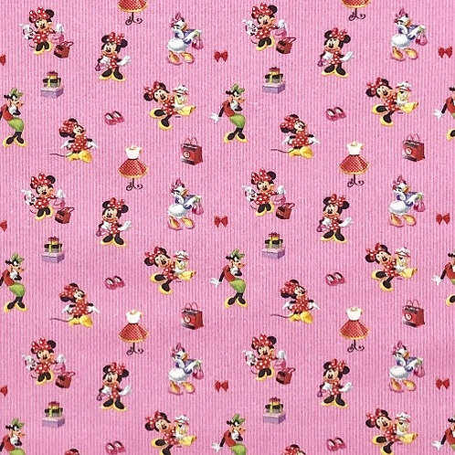 Disney Minnie and Friends Fabric
