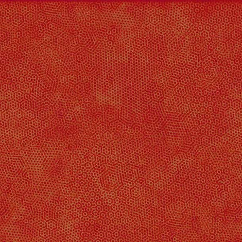 1867/O9 Sinopia Makower Andover Dimples Fabric