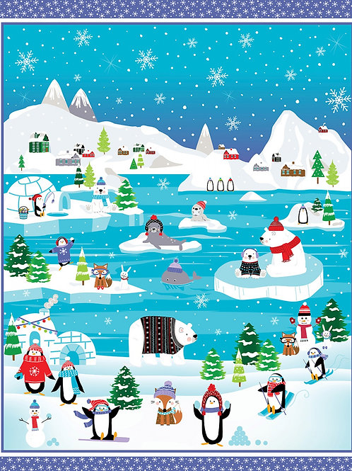 Snow Fun Panel