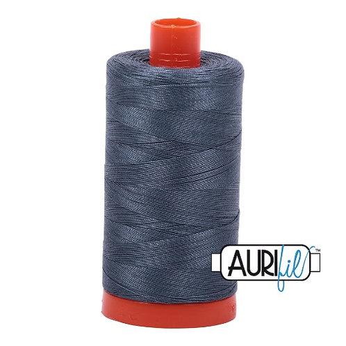 Aurifil 50 1300m 1158 Medium Grey Cotton Thread