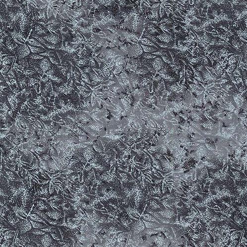 LP Charcoal - Fairy Frost Michael Miller