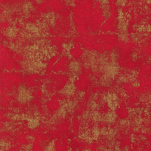 Winters Grandeur Red Gold Texture w/metallic