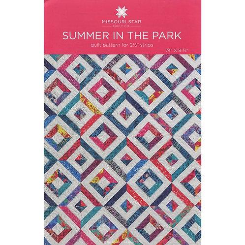Missouri Star Summer In The Park Quilt Pattern