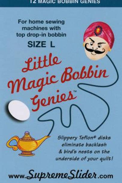 Little Genie Magic Bobbin Washers Size L