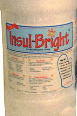 Insul-Bright from the Warm Company 22.5in Wide