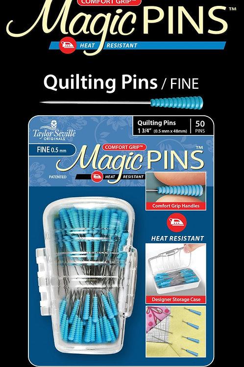 Taylor Seville Magic Pins FINE 50pk