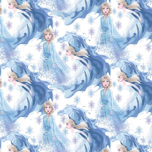 Disney Frozen 2 Elsa Fabric