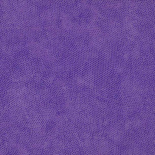 1867/P7 Pansy Makower Andover Dimples Fabric
