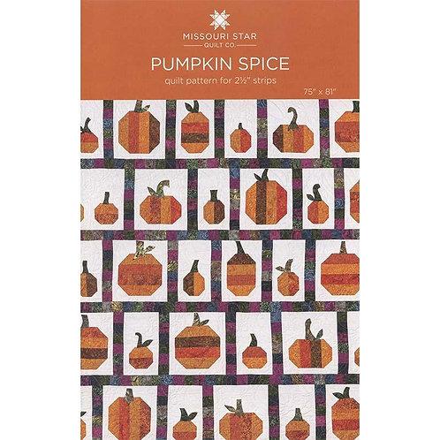 Missouri Star Pumpkin Spice Quilt Pattern