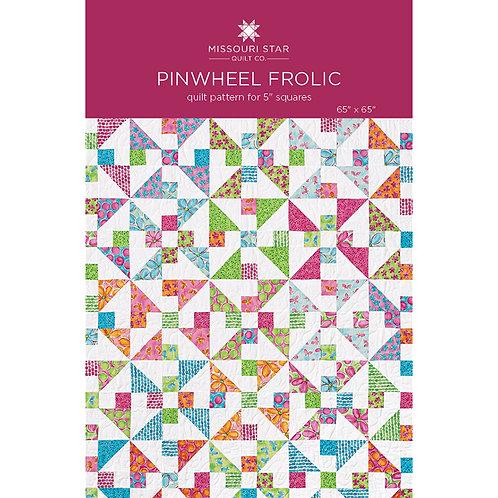 Missouri Star Pinwheel Frolic Pattern