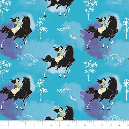 Disney Princess Mulan Journey of my Own Fabric