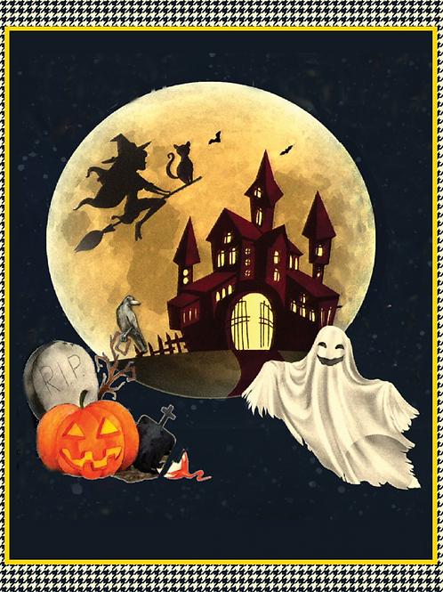 Halloween Darkside Panel