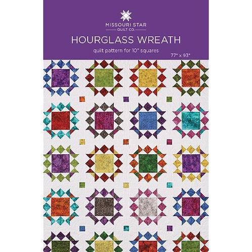 Missouri Star Hourglass Wreath Quilt Pattern