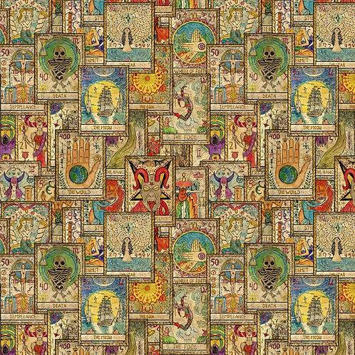 Tarot 1 Fabric