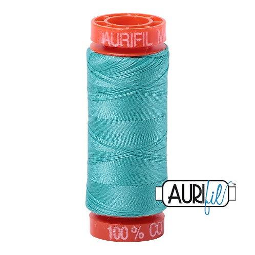 Aurifil 50 200m 1148 Cotton Thread Light Jade