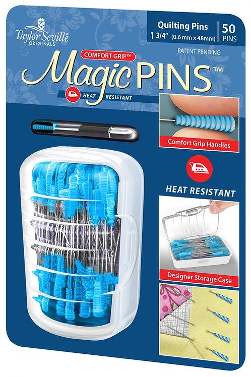 Taylor Seville Magic Pins 50pk