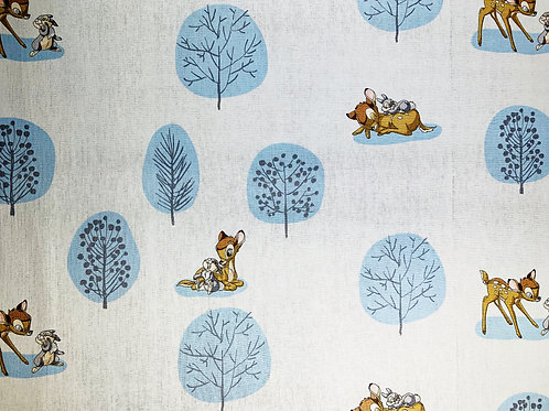 Disney Bambi and Thumper Fabric