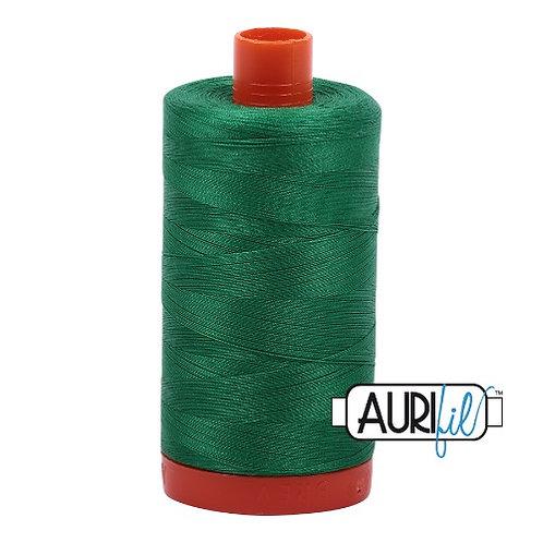 Aurifil 50 1300m 2870 Green Cotton Thread