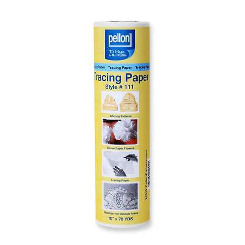 Pellon Tissue Tracing Paper 10in x 70yds White - 111p
