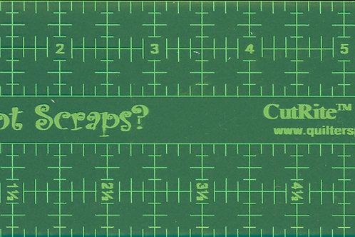 CutRite Got Scraps? Ruler