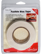 Sew Easy Fusible Bias tape 11mm