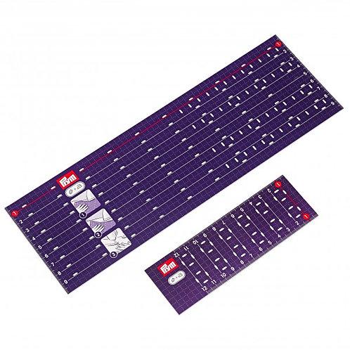 Prym ironing Rulers 2pcs - 611937