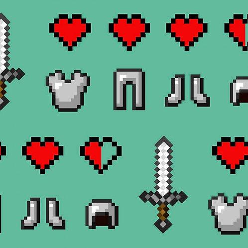 Minecraft Icons Fabric